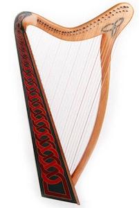 Cours de Harpe à domicile