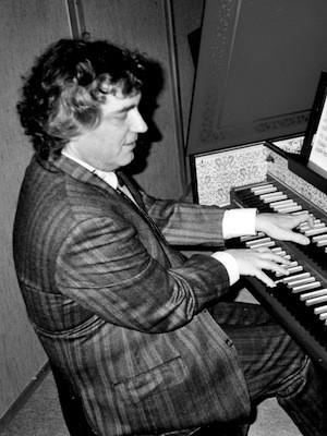Thierry, professeur de Orgue, Piano à Strasbourg