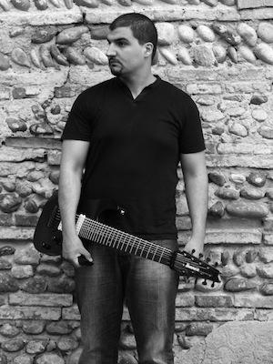 Sophian, professeur de Guitare à Toulouse