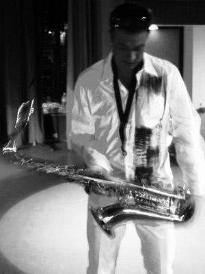 Luc, professeur de Saxophone à Nancy