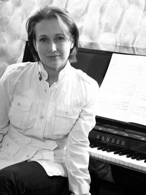 Natalya, professeur de Piano à Thionville