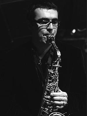 Pierre, professeur de Saxophone à Lyon