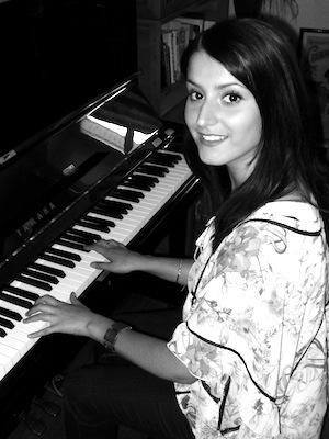 Eléonore, professeur de Piano à Nancy