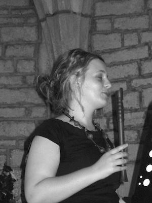 Vanessa, professeur de Flûte à bec à Lyon